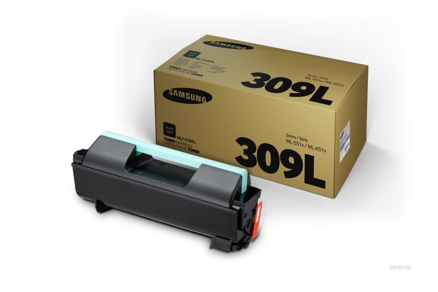 Samsung MLT-D309L ตลับหมึกโทนเนอร์ สีดำ ของแท้ Black Original Toner Cartridge (SV097A)