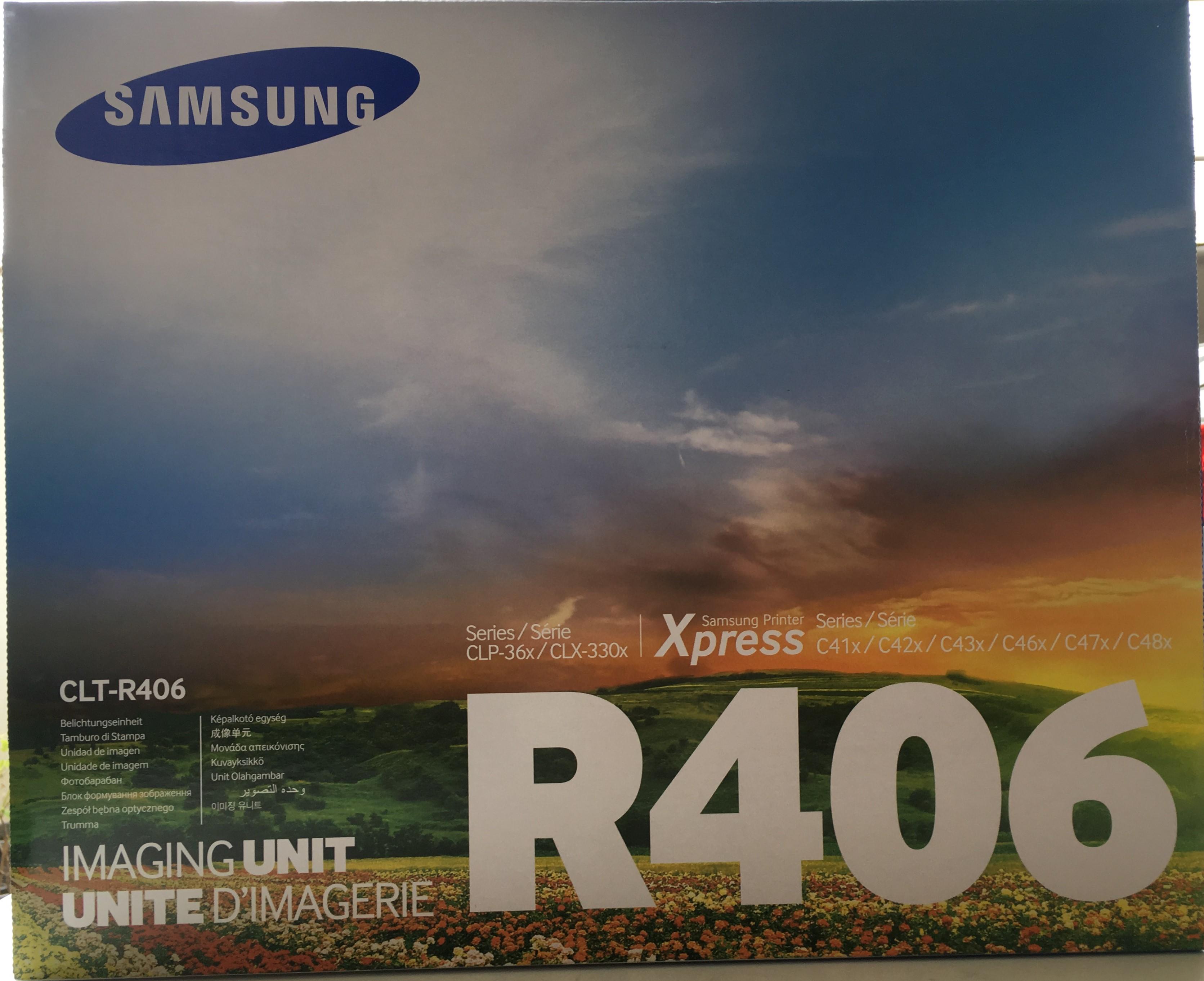 Samsung CLT-R406 ตลับแม่พิมพ์ Original Drum (SU403A)