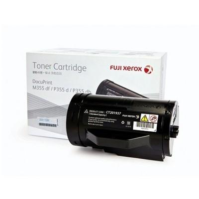 Fuji Xerox CT201937 ตลับหมึกโทนเนอร์ สีดำ ของแท้ Black Original Toner Cartridge