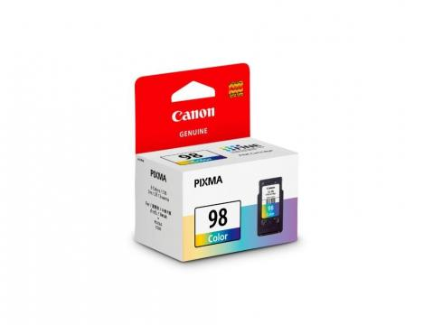 Canon CL-98 ตลับหมึกอิงค์เจ็ท สี Color Original Ink Cartridge