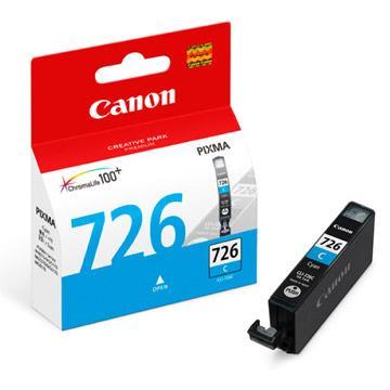 Canon CLI-726C ตลับหมึกอิงค์เจ็ท สีฟ้า Cyan Original Ink