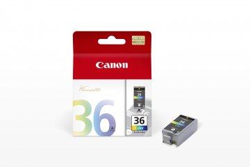 Canon CLI-36 ตลับหมึกอิงค์เจ็ท สี Color Original Ink