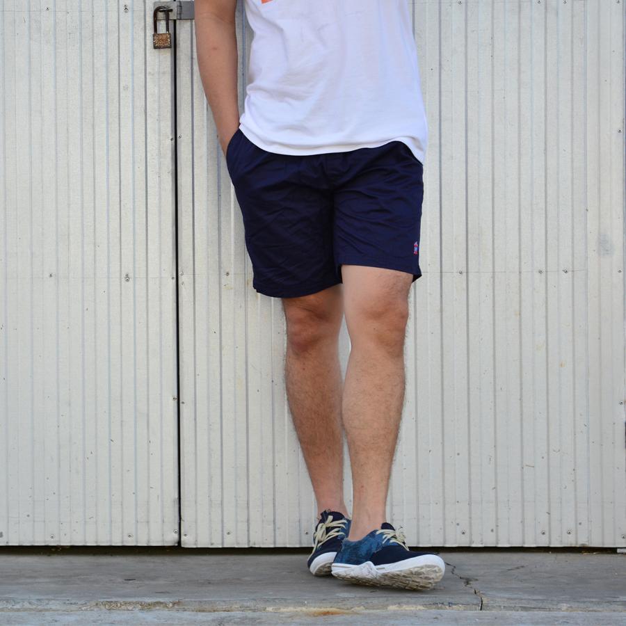 กางเกงขาสั้น BFactory (สีกรมท่า) - ไซส์ S, XL