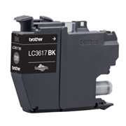 Brother LC-3617BK ตลับหมึกอิงค์เจ็ท สีดำ Black Original Ink Cartridge