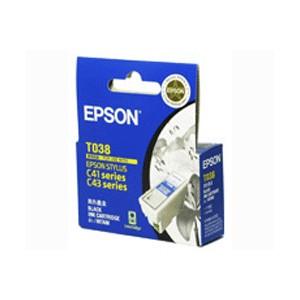 Epson T038190 (T038) หมึกพิมพ์อิงค์เจ็ต สีดำ