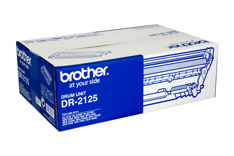 Brother DR-2125 ตลับแม่พิมพ์ ของแท้ Original drum cartridge