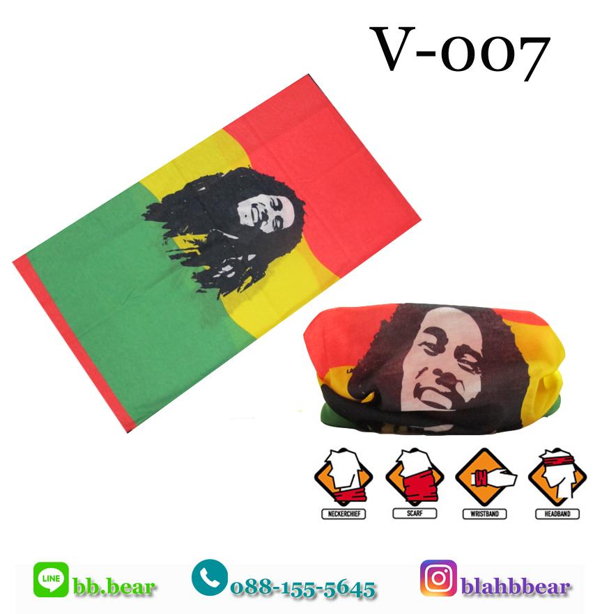 ผ้าบัฟ V-007