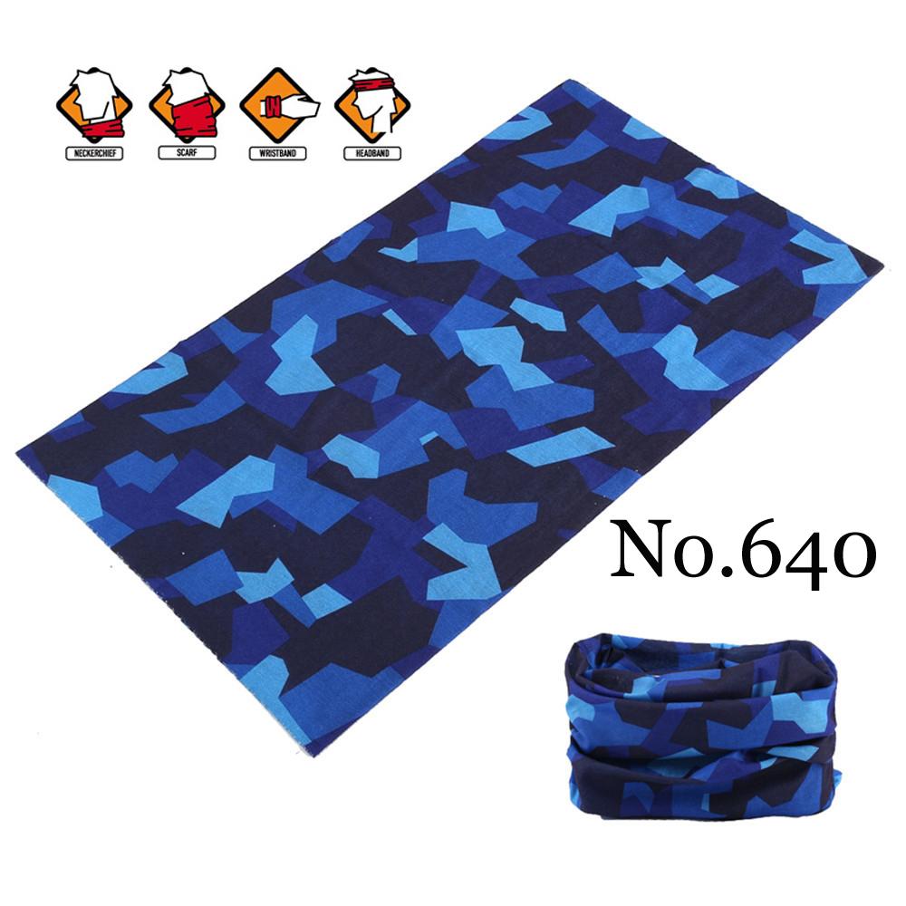 ผ้าบัฟ - No.640