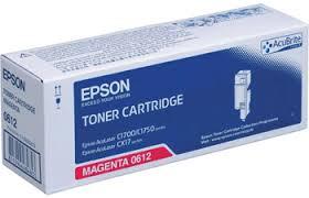 Epson S050612 Magenta Toner Cartridge