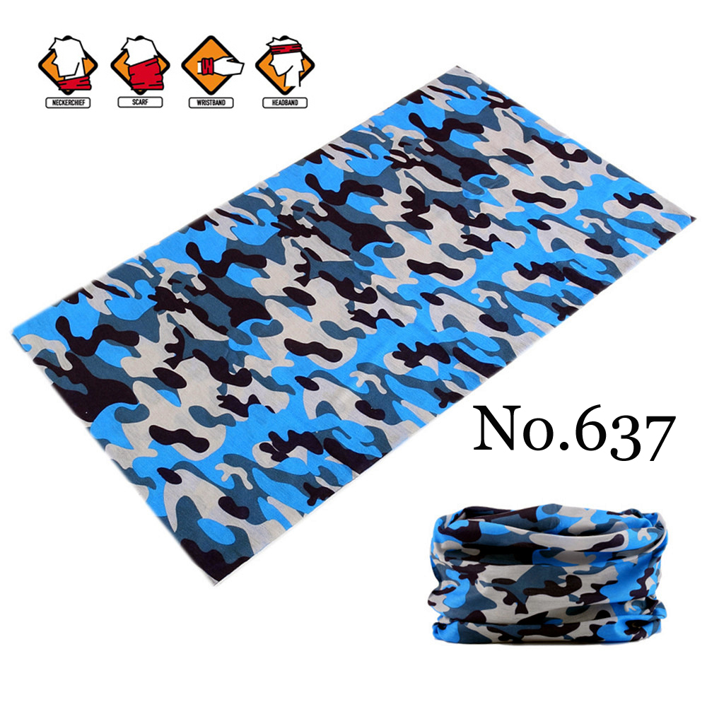 ผ้าบัฟ - No.637