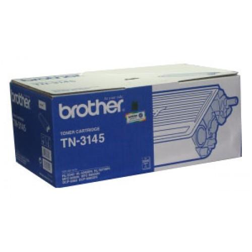 Brother TN-3145 ตลับหมึกโทนเนอร์ สีดำ ของแท้ Black original toner cartridge