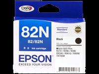 Epson T112190 (82N) หมึกพิมพ์อิงค์เจ็ต สีดำ