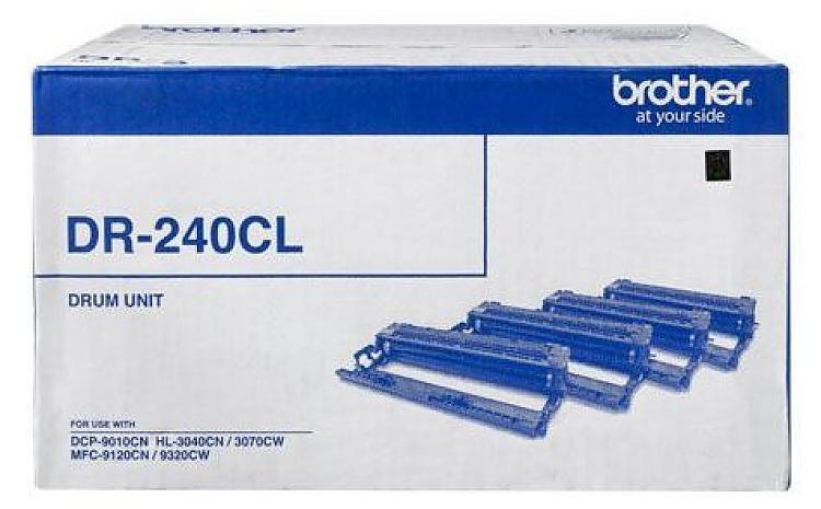 Brother DR-240CL ตลับแม่พิมพ์ Original Drum