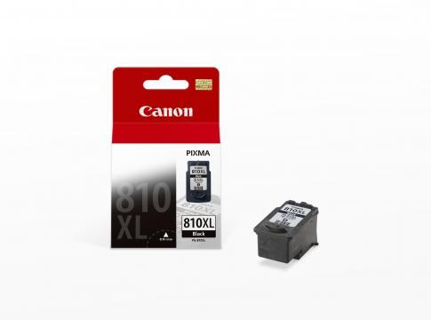 Canon PG-810XL ตลับหมึกอิงค์เจ็ท สีดำ Black Original Ink
