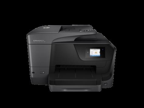 HP OfficeJet Pro 8710 All-in-One Printer - print, copy, scan, fax, duplex, wireless (D9L18A)