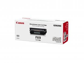Canon FX-9 ตลับหมึกโทนเนอร์ สีดำ Black Original Toner Cartridge
