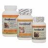 Ovaboost Fertilaid for women และ Fertile CM ปรับสมดุลฮอร์โมน บำรุงมดลูก บำรุงไข่ 1 ชุด