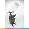 Godox Flash Bounce Reflector แผ่นสะท้อนกระจายแสงแฟลช