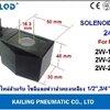 คอยล์ (Coil) 24 VDC สำหรับ Solenoid KLOD 1/2 นิ้ว, 3/4 นิ้ว, 1 นิ้ว