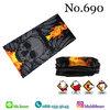 ผ้าบัฟ - 690