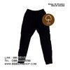 กางเกงขายาว กางเกงขาจั๊ม Jogger Pants (สีดำ)