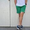 กางเกงขาสั้น BFactory (สีเขียว) - ไซส์ S, M, L