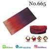 ผ้าบัฟ - No.665