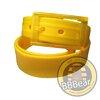 เข็มขัดซิลิโคน - 13 Yellow