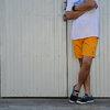 กางเกงขาสั้น BFactory (สีเหลือง) - ไซส์ S, M, L