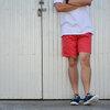 กางเกงขาสั้น BFactory (สีส้ม) - ไซส์ S, M, L, XL, XXL