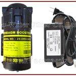 200 GPD ปั๊มไดอะแฟรม Diaphragm ปั๊มอัด(ผลิต)+หม้อแปลงไฟ Dew อิตาลี