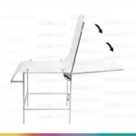 STUDIO TABLE 60x130 ซม. โต๊ะถ่ายภาพสินค้า แบบถอดประกอบได้