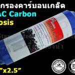 ไส้กรอง GAC Carbon 10 นิ้ว x 2.5 นิ้ว Treatton