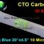 ไส้กรอง Carbon Big Blue 20 นิ้ว x 4.5 นิ้ว 10 ไมครอน Clean Earth