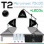 T2 Microsheet 70x130 ชุดสตูดิโอไมโครชีทสำหรับถ่ายงานบนโต๊ะ ขนาด 70x130 ซม thumbnail 1