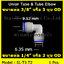 ข้อลดงอ (3/8OD x 1/4OD) Plastic สวมเร็ว Speed Fit