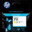 HP 711 29-ml ตลับหมึกอิงค์เจ็ท สีเหลือง Yellow Original Ink Cartridge (CZ132A)