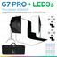 G7 PRO Microsheet 100x200 ชุดสตูดิโอแผ่นไมโครชีทพร้อมขาจับฉากหลัง thumbnail 1