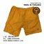 กางเกงขาสั้น BFactory (สีเหลือง) thumbnail 2