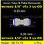 ข้อต่อตรง (1/4ODx1/4OD) Plastic สวมเร็ว Speed Fit