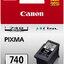 Canon PG-740 ตลับหมึกอิงค์เจ็ท สีดำ Black Original Ink