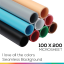 Microsheet 9 colors ( I love all the colors ) แผ่นไมโครชีท 9 สีขนาด 100x200 ซม thumbnail 1
