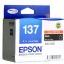 Epson T137193 (137) หมึกพิมพ์อิงค์เจ็ต Original Ink Cartridge