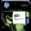 HP 60XL ตลับหมึกอิงค์เจ็ท 3สี High Yield Tri-color Original Ink Cartridge (CC644WA)