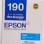 Epson T190290 หมึกพิมพ์อิงค์เจ็ต สีฟ้า Cyan Original Ink Cartridge