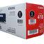 Canon Cartridge-418BK-VP ตลับหมึกโทนเนอร์ สีดำ (แพค 2 กล่อง) Black Original Toner Cartridge (Value pack) 6,800 page