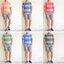 เสื้อยืด เสื้อกีฬา Micro - สีฟ้า thumbnail 3