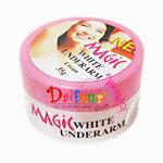 MAGIC WHITE UNDERARM CREAM 35 g เมจิคครีมปรับสภาพผิวใต้วงแขน