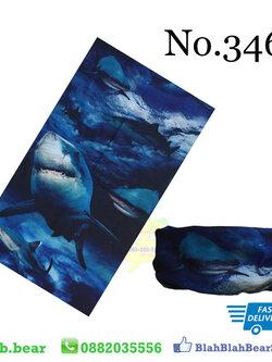 ผ้าบัฟ - 346