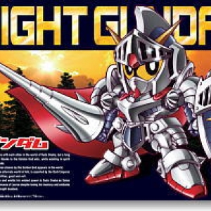BB 370 Legend Gundam: Knight Gundam 1000y